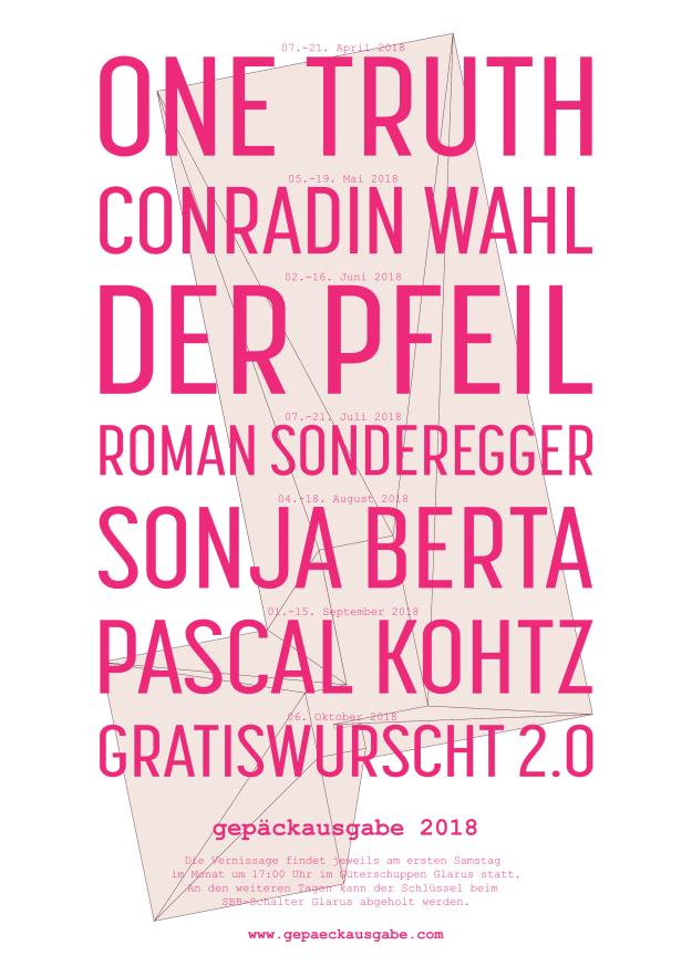 Gepäckausgabe Plakat 2018 web-1