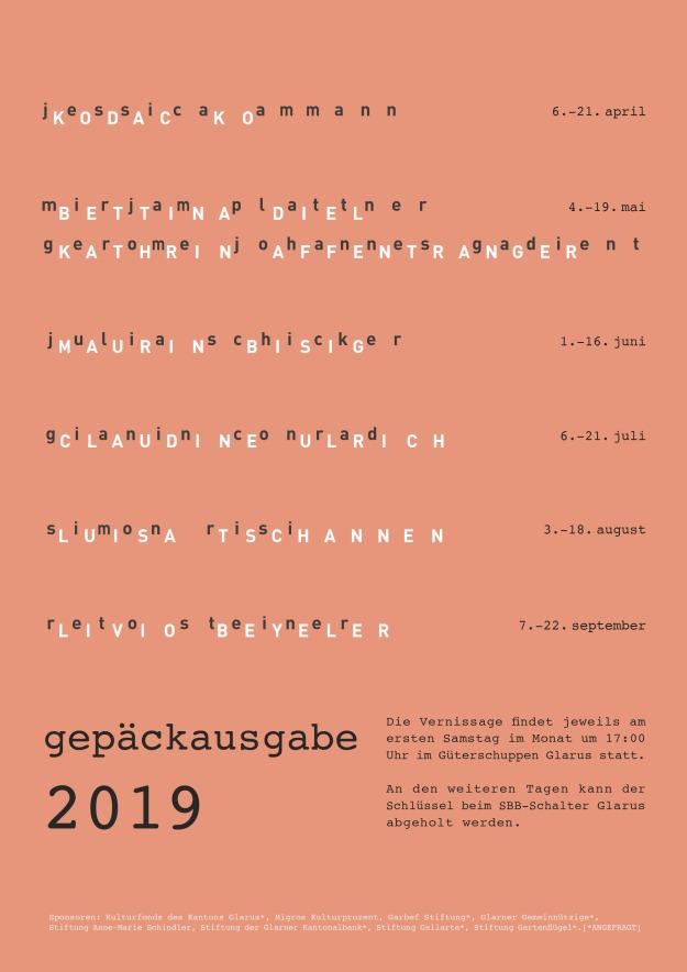 Plakat_gepäckausgabe_2019
